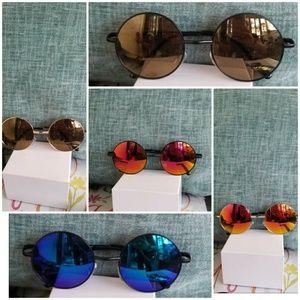 Mirror sunglasses fashion 2019 vintage